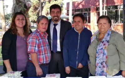 Cerro Navia conmemoró el día mundial del Síndrome de Down con la Feria de la Inclusión