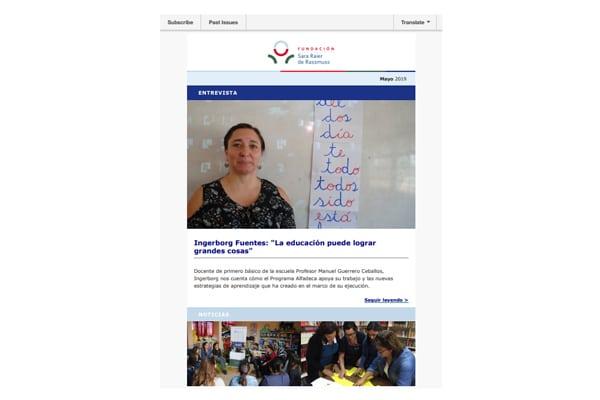 Boletín FSRR Mayo