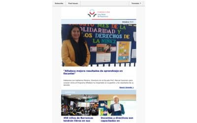 Boletín FSRR Octubre