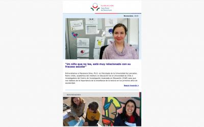 Boletín FSRR Noviembre