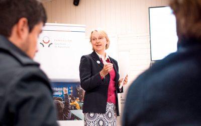 La experiencia educativa de Alix Anson sobre el retorno a clases presenciales en Inglaterra