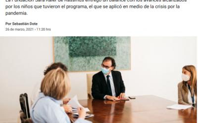 Mineduc recibe los resultados del programa de lectoescritura Alfadeca