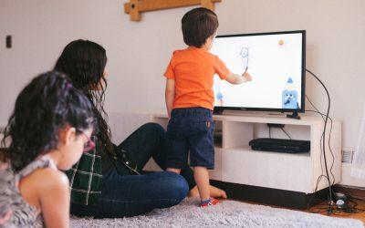 """""""Jamás imaginé que mis hijos aprenderían a través de la televisión"""""""