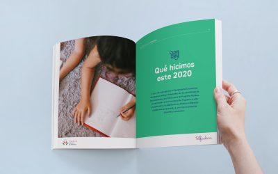 Fundación Sara Raier de Rassmuss da a conocer Reporte de Impacto 2020