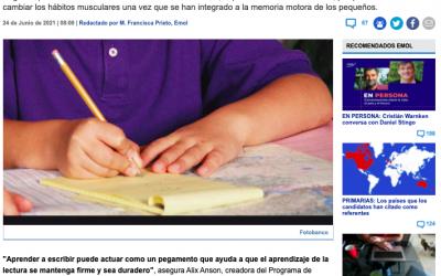 No solo un asunto estilístico: La forma en que los niños toman el lápiz al escribir afecta directamente su aprendizaje