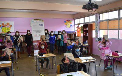 CMP y Fundación Sara Raier de Rassmuss se unen para promover la lectoescritura en niños y niñas