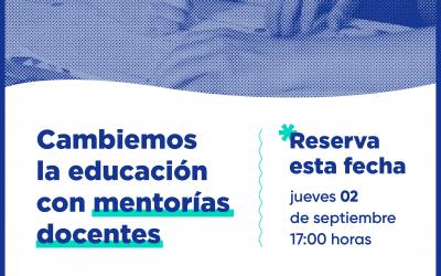 Fundación Sara Raier de Rassmuss realizará seminario para impulsar mentorías docentes en las escuelas