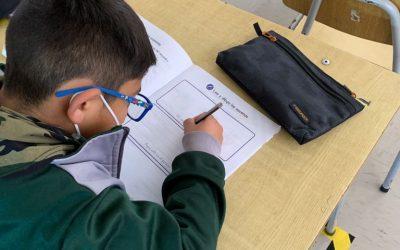 Equipo de mentoras Alfadeca visitaron escuelas tras el inicio del segundo semestre de clases