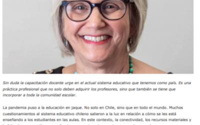 La importancia de aplicar mentorías en el modelo educativo chileno