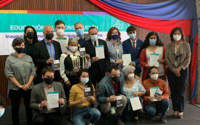 Organizaciones de la sociedad civil entregan propuestas educativas a la Convención Constitucional